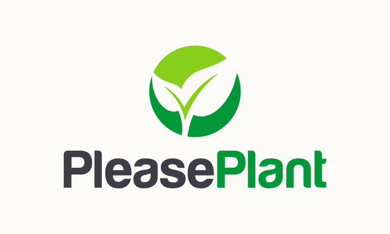 Pleaseplant - Modern brand name for sale