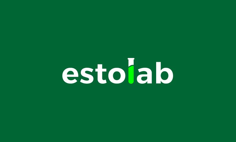 Estolab - Real estate business name for sale