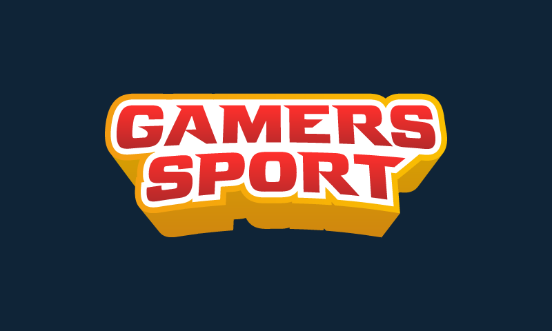 Gamerssport - Video games product name for sale