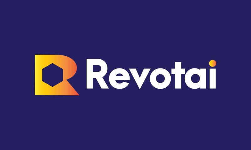Revotai - AI business name for sale