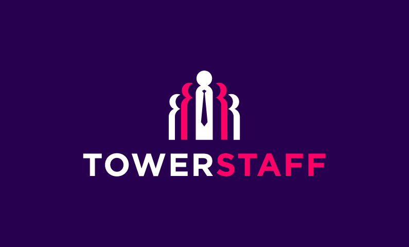 Towerstaff - HR business name for sale