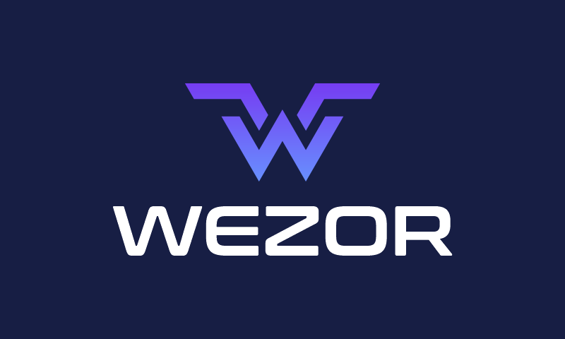 Wezor - Retail domain name for sale