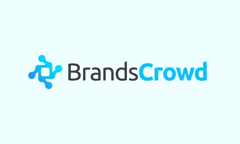 Brandscrowd - Crowdsourcing startup name for sale