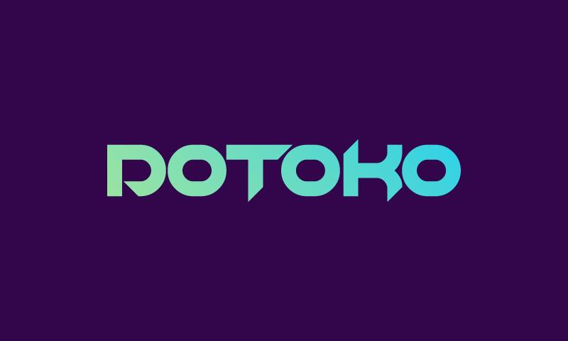 Dotoko logo
