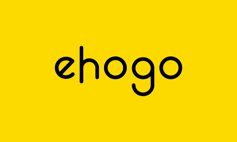 Ehogo - E-commerce startup name for sale