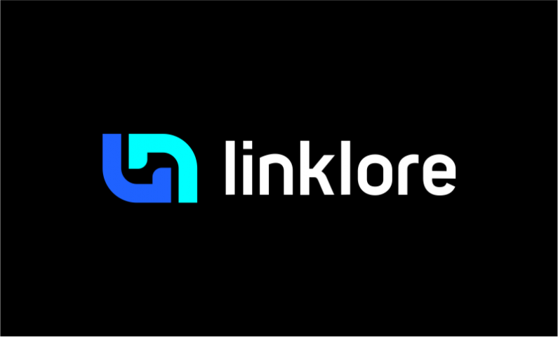 Linklore - Marketing business name for sale