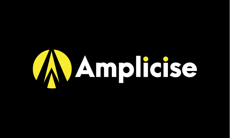 Amplicise - Technology domain name for sale
