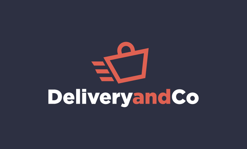 Deliveryandco - Shipping company name for sale