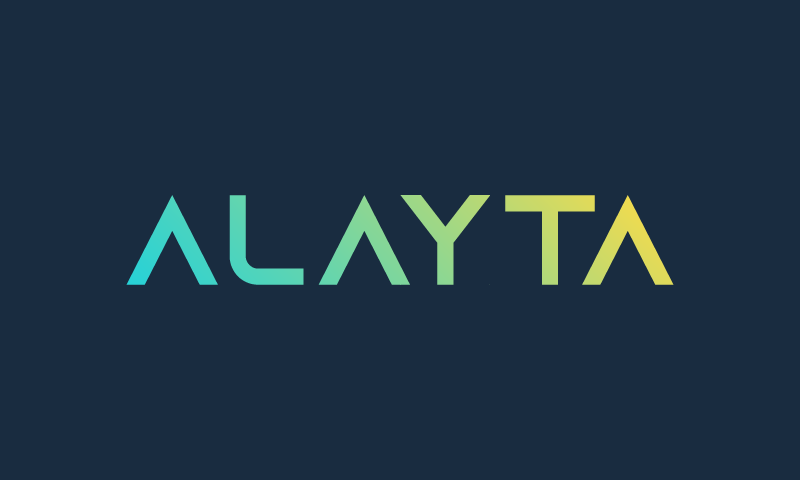 Alayta - Media domain name for sale