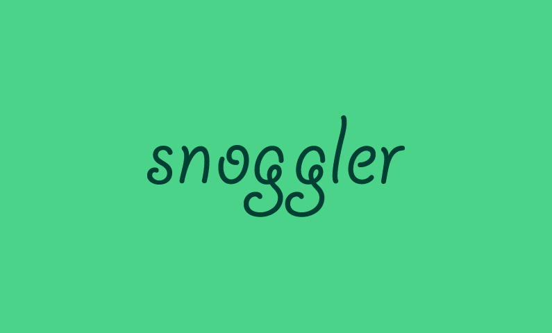 Snoggler - Brandable company name for sale