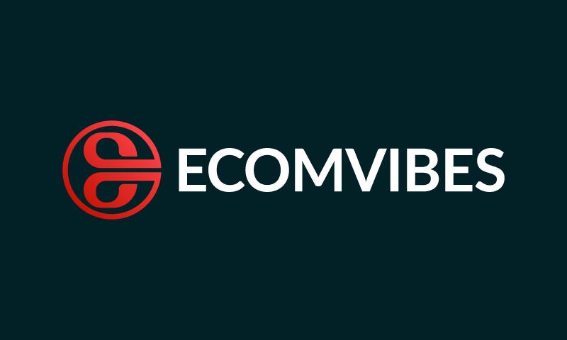 EcomVibes logo