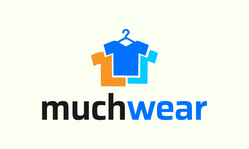 Muchwear - Retail business name for sale
