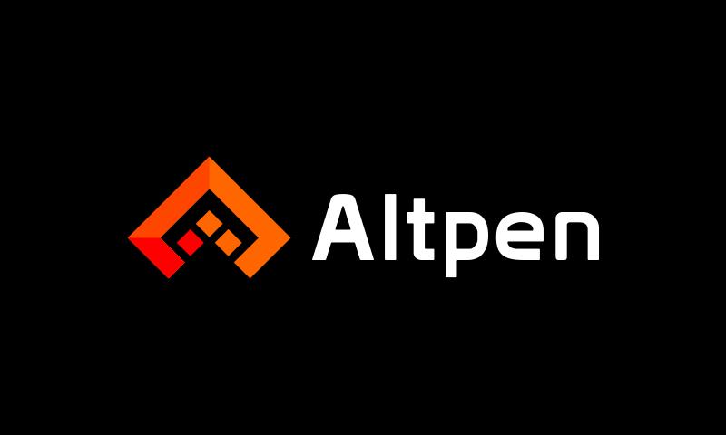Altpen - Media brand name for sale