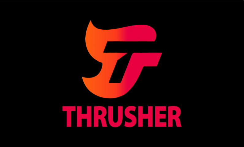Thrusher - Marketing business name for sale