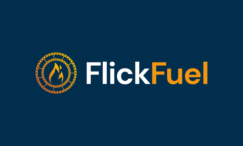 Flickfuel - Technology company name for sale