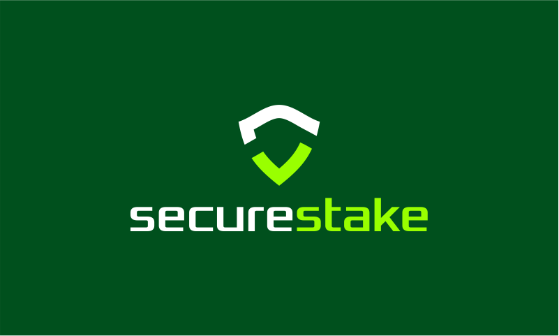 SecureStake logo
