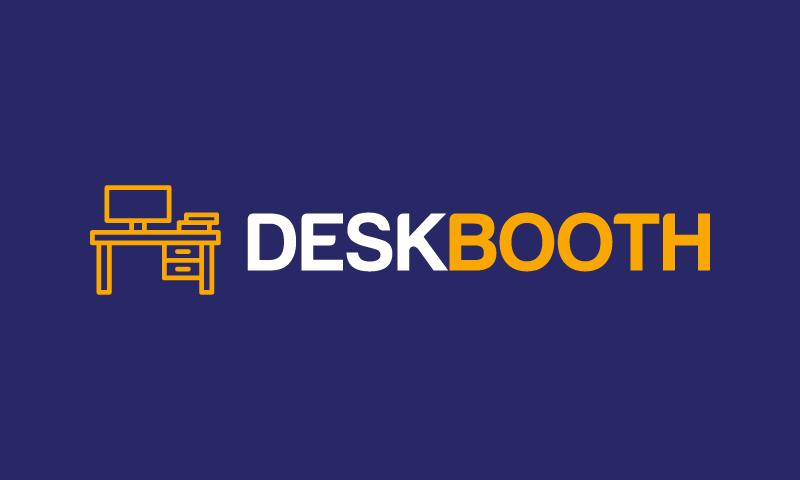Deskbooth