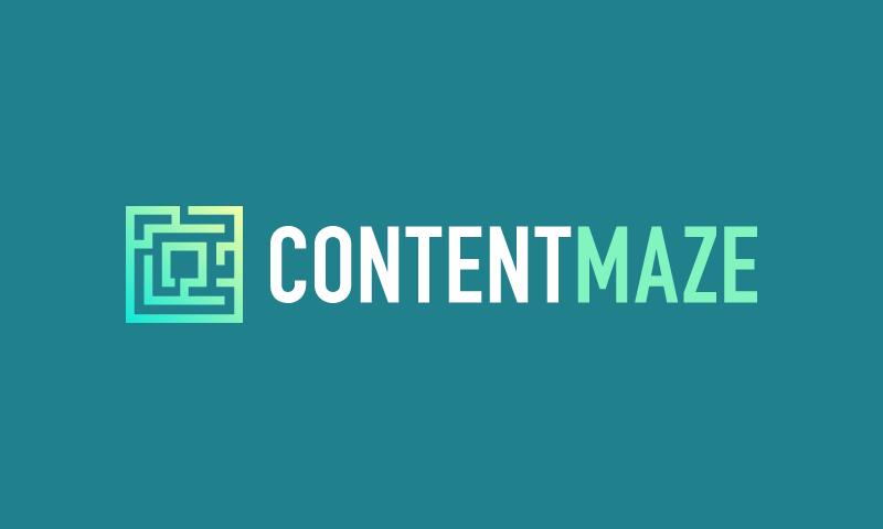 contentmaze.com