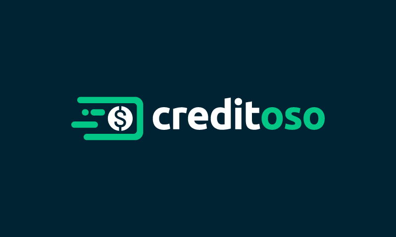 Creditoso - Banking company name for sale