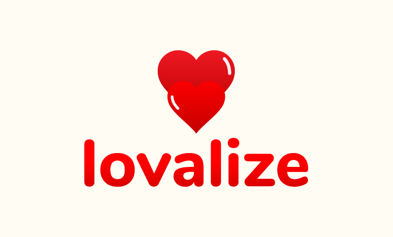 Lovalize - E-commerce business name for sale