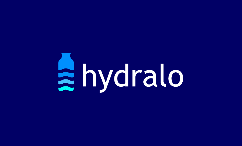 Hydralo - Playful brand name for sale