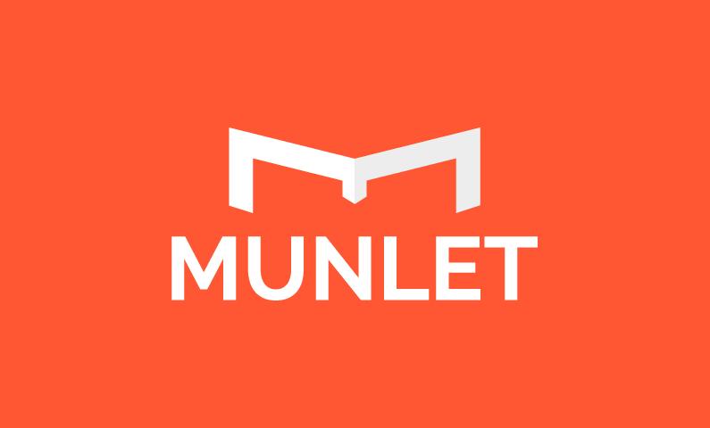 Munlet - Media business name for sale