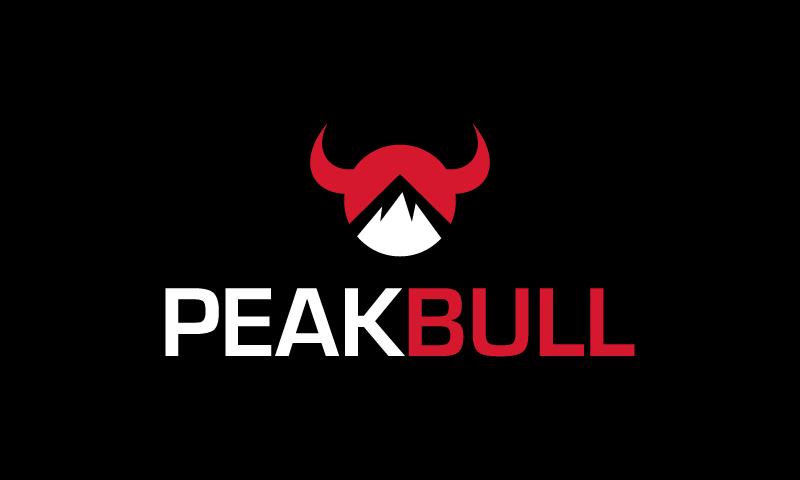 Peakbull - Investment startup name for sale