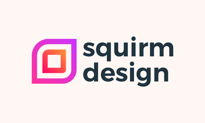 Squirmdesign - Marketing product name for sale