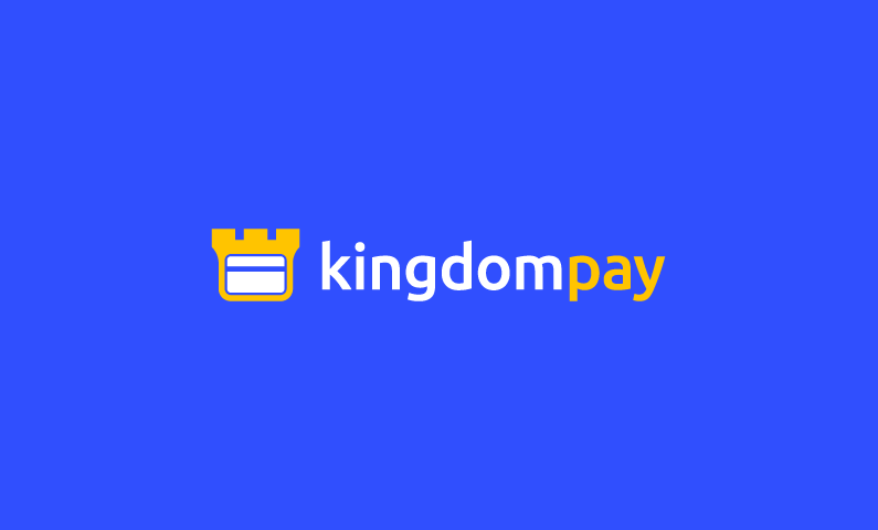 Kingdompay - Fantastic business name for a company in the finance industry