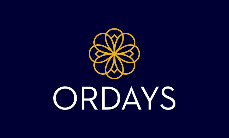Ordays - Retail company name for sale