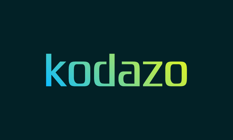 Kodazo - Software product name for sale