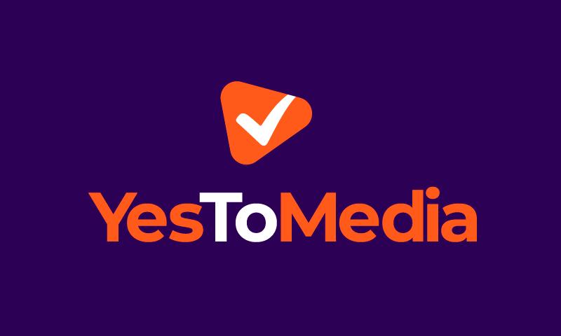 Yestomedia - Media brand name for sale