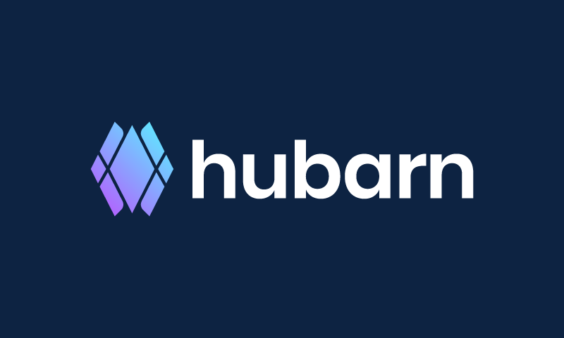 Hubarn - Finance company name for sale