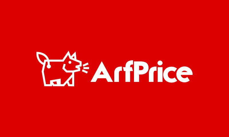 Arfprice - E-commerce startup name for sale