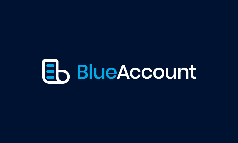 Blueaccount - Accountancy domain name for sale