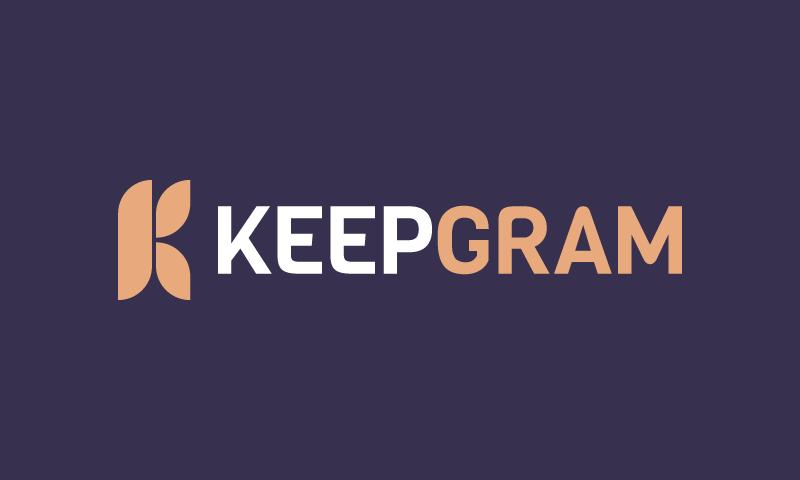 Keepgram