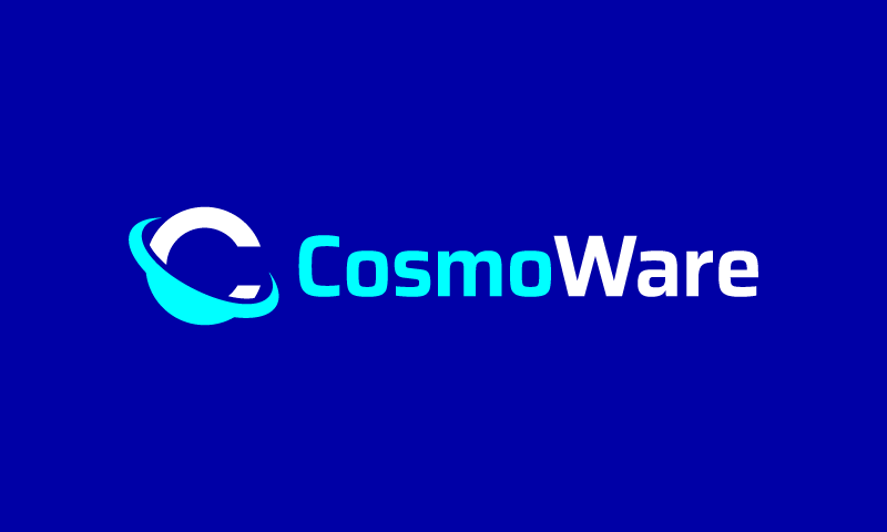 Cosmoware - Software brand name for sale