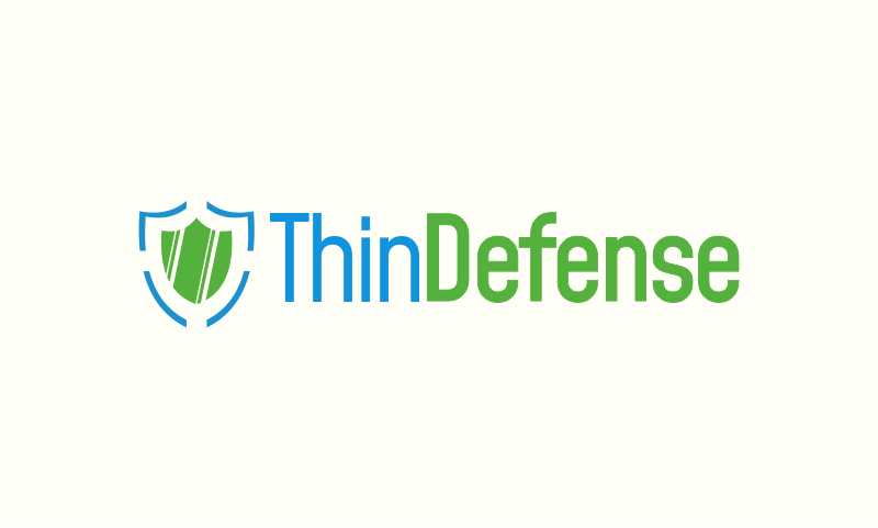 Thindefense - Security company name for sale