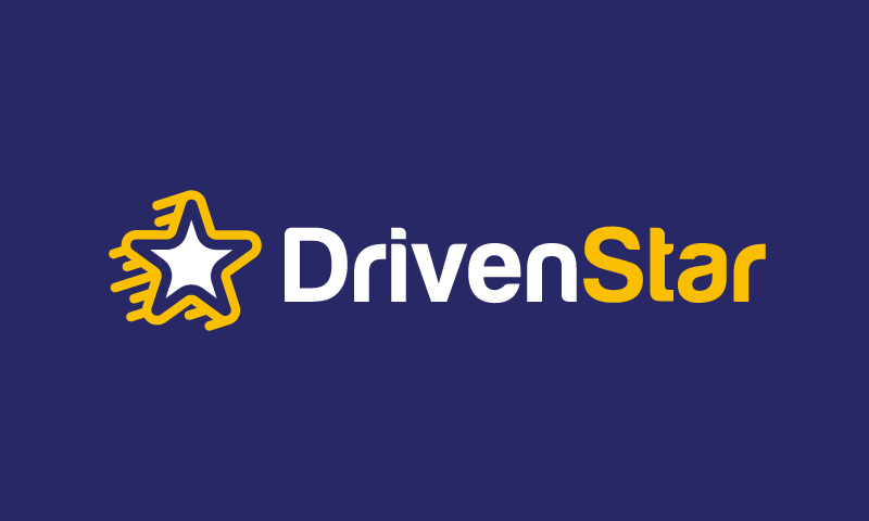 Drivenstar - Business startup name for sale