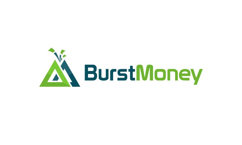 Burstmoney - Finance domain name for sale