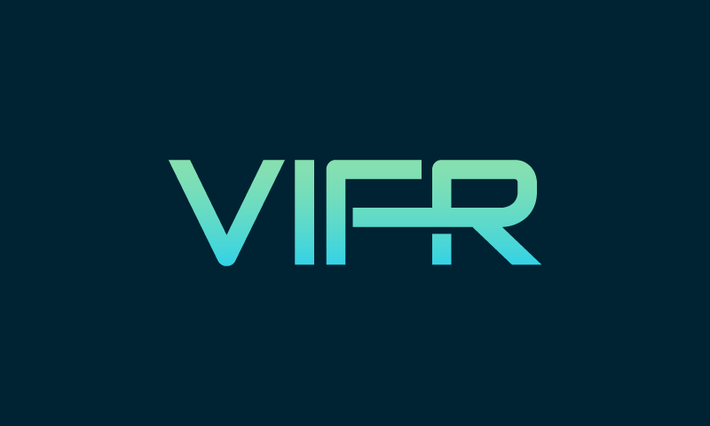 Vifr - Technology brand name for sale
