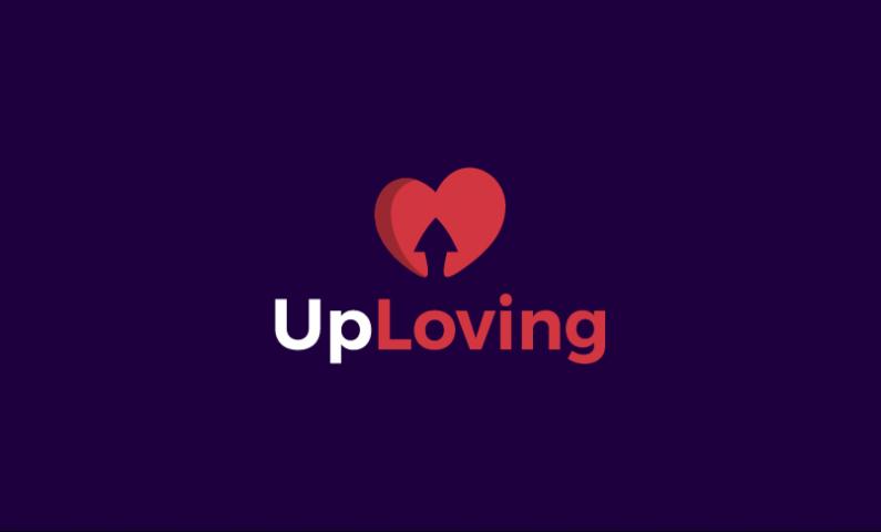 UpLoving logo