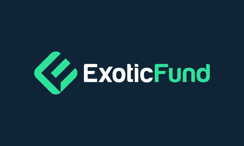 Exoticfund - Investment brand name for sale