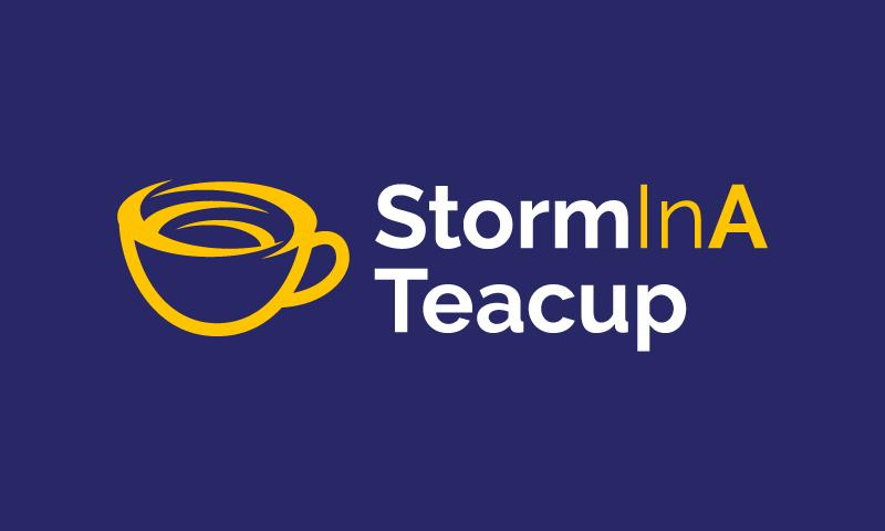 StormInATeacup logo