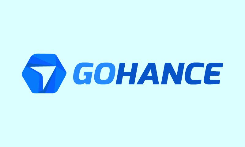 Gohance - Marketing brand name for sale