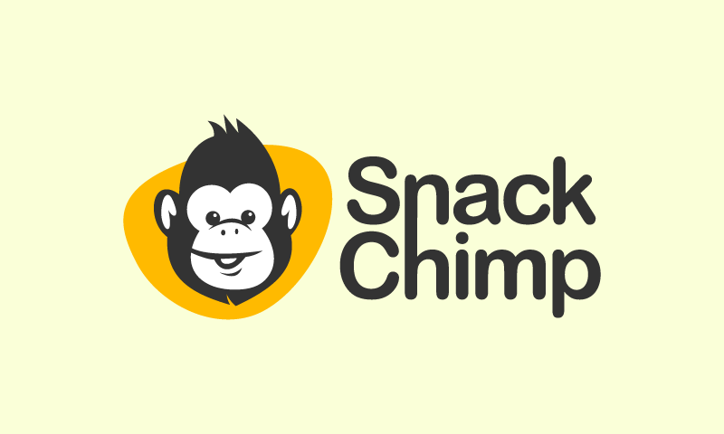 Snackchimp - Food and drink brand name for sale