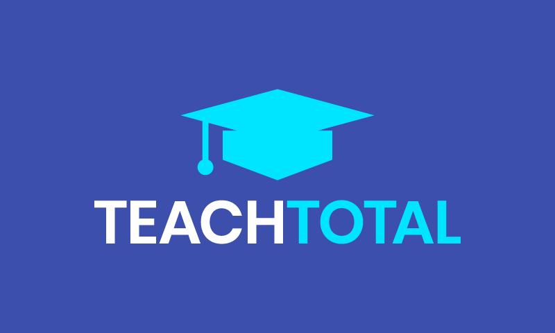 TeachTotal logo