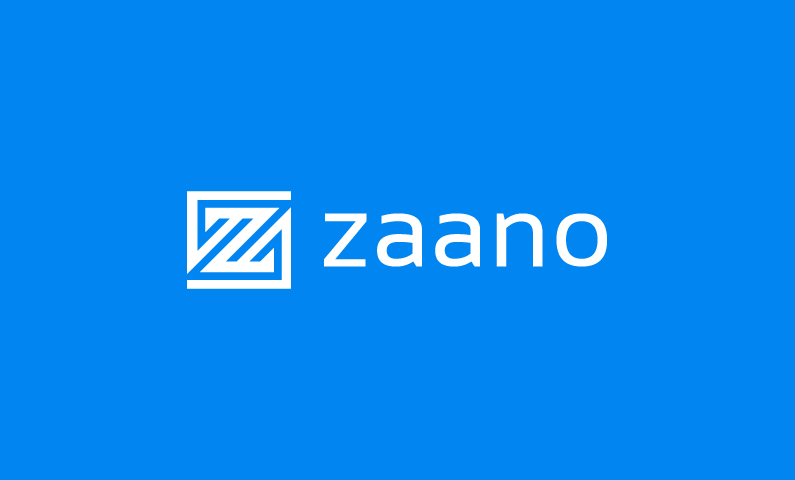 Zaano - Abstract domain name