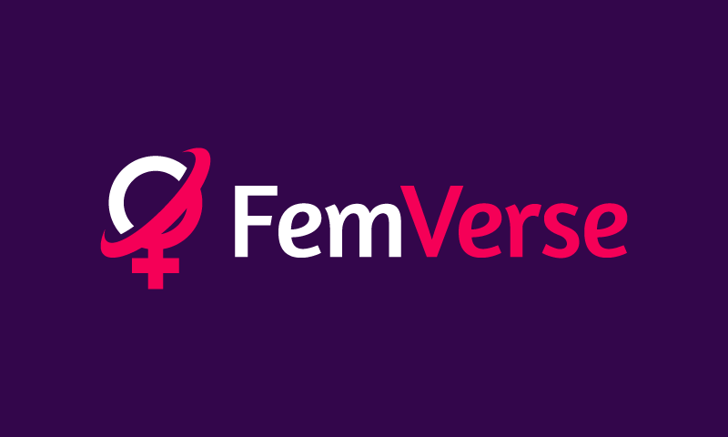 Femverse - E-commerce domain name for sale
