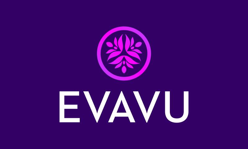 Evavu - E-commerce company name for sale